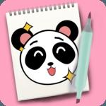 How To Draw Kawaii icon