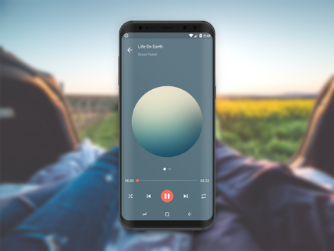 Tube MP3 Music Player APK screenshot 1