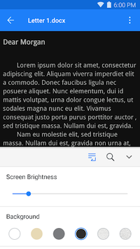 Polaris Viewer - PDF, Docs, Sheets, Slide Reader APK screenshot 1