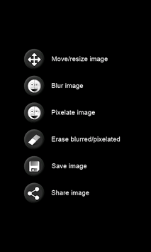 Blur Image APK screenshot 1