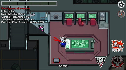 Among Us APK screenshot 1
