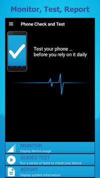 Phone Check (and Test) APK screenshot 1
