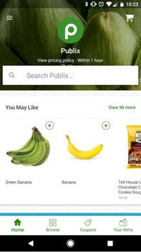 Publix Delivery APK screenshot 1