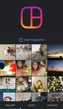 Layout from Instagram: Collage APK screenshot 1