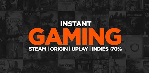 Instant Gaming pc screenshot