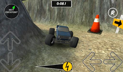 Toy Truck Rally 3D APK screenshot 1
