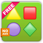 Kids Learn Shapes FREE icon