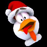 Chicken Invaders 3 Xmas icon