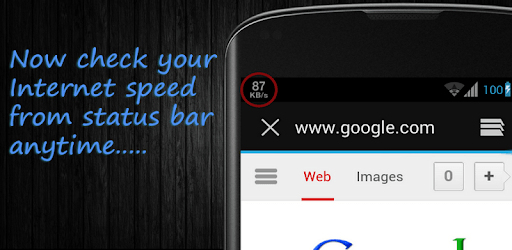 Internet Speed Meter Lite pc screenshot