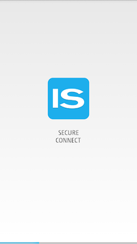 IS Secure Connect APK screenshot 1
