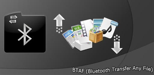 Bluetooth Transfer Any File pc screenshot