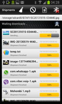 Bluetooth Transfer Any File APK screenshot 1