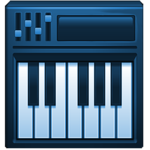 Piano Chords & Scales (free) icon