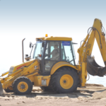 Tractor Concrete Excavator: Op icon
