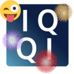 IQQI Arabic Keyboard - Emoji & Colorful Themes icon