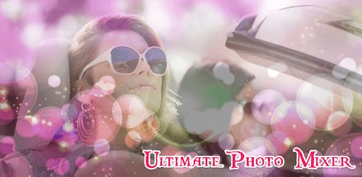 Ultimate Photo Blender / Mixer pc screenshot