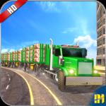 Big Truck Simulator 2018: USA Truckers icon