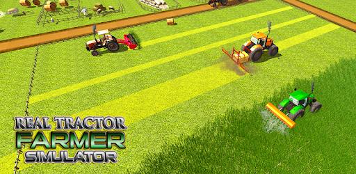 Real Tractor Farming Simulator 2018 pc screenshot