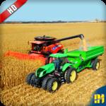 Real Tractor Farming Simulator 2018 icon