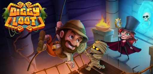 Diggy Loot: Dig Out - Treasure Hunt Adventure Game pc screenshot