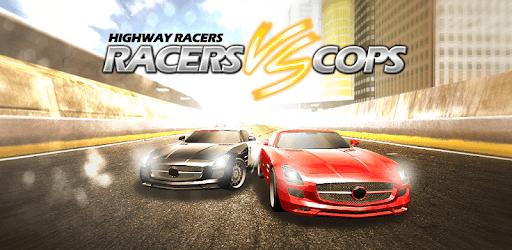Racers Vs Cops : Multiplayer pc screenshot