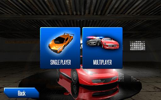 Racers Vs Cops : Multiplayer APK screenshot 1