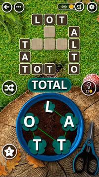 Garden of Words - Word game APK screenshot 1