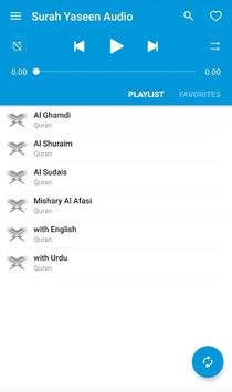 Surah Yaseen Audio APK screenshot 1