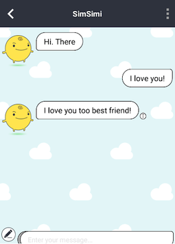 SimSimi pc screenshot 1