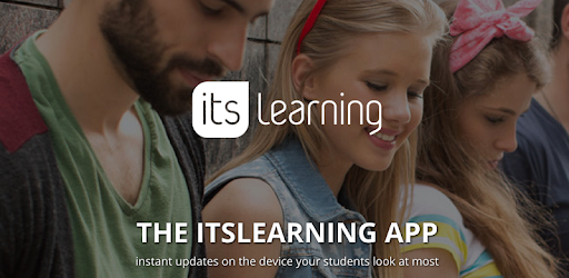 itslearning pc screenshot