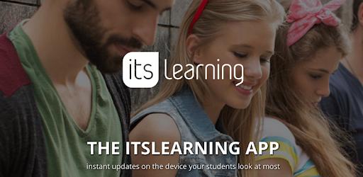 itslearning pc screenshot