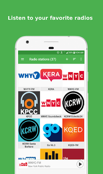 Podcast Republic - Podcasts, Radios and RSS feeds APK screenshot 1