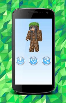 Camouflage Skins APK screenshot 1