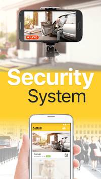 Alfred Home Security Camera APK screenshot 1