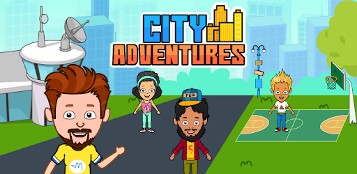 My Tizi City - Town Games pc screenshot