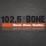 102.5 The Bone: Real Raw Radio icon