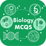 Biology MCQs with Answers and Explanations icon