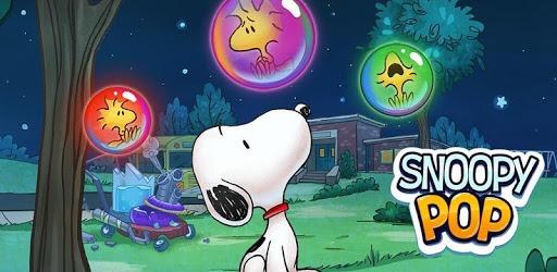 Snoopy Pop - Free Match, Blast & Pop Bubble Game pc screenshot