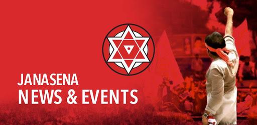 JanaSena News & Events pc screenshot