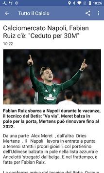 Italian Soccer 2018/2019 APK screenshot 1