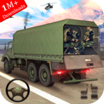 Us Army Truck Driving : Real Army Truck 🚚 icon