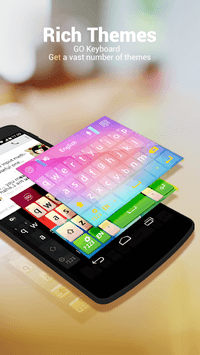 Urdu for GO Keyboard - Emoji APK screenshot 1