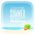 (FREE) GO SMS SUMMER THEME FOR PC