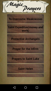 Magic Prayers APK screenshot 1