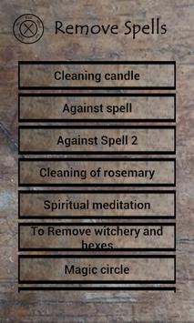 Remove spells and witchcraft APK screenshot 1