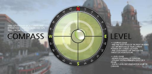Compass Level & GPS pc screenshot