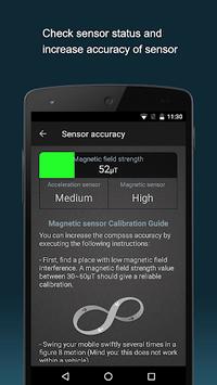 Compass Level & GPS APK screenshot 1