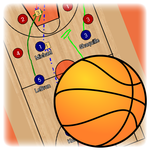 Basketball Tactic Board icon