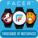 Facer Watch Faces for pc icon