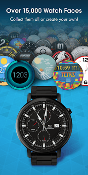 Facer Watch Faces APK screenshot 1